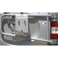Калитка (крепление запасного колеса) УАЗ Патриот 3163 только опт