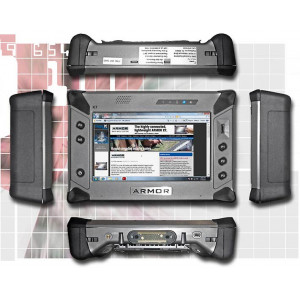 DRS Armor X7 rugged tablet Windows 7