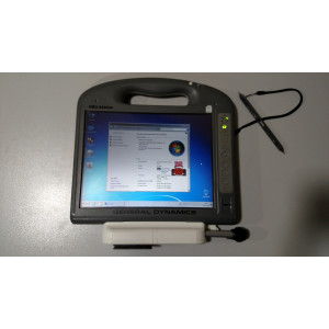General Dynamics GD3000 Rugged tablet Windows 7 Pro NEW