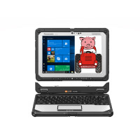 Panasonic Toughbook CF-33 i5 16GB 128GB 3G GPS rugged laptop