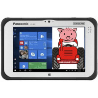 Panasonic Toughpad FZ-M1 i5 8ГБ 128ГБ SSD 4G GPS Rugged tablet