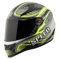 Speed and Strength SS1300 motorcycle helmet size S