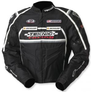Teknic Striker motorcycle jacket size 48 US 58 EU